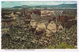 Colorado Postcard Coke Ovens Colorado National Monument - $2.25