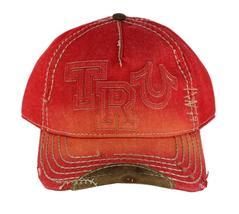 New True Religion Men's Premium Classic Trucker Distressed Hat Cap Buddha TR1995 image 5