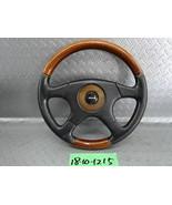 MOMO steering wheel wood combination black leather 36cm - $247.50