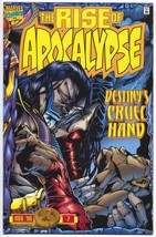 The Rise Of Apocalypse 2 Marvel 1996 NM Origin X-Men - $7.92