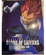 Dragonball Super Blood of Saiyans -Special VII- Vegeta Figure - Japanese... - $27.16