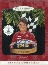 Hallmark Keepsake Ornament - Jeff Gordon - Includes Trading Card - 1st i... - $6.92