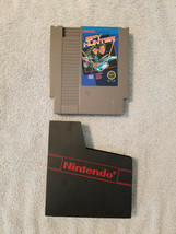 Nintendo NES SPY HUNTER Game Cartridge & Dust Sleeve Tested Works Perfect - $12.95