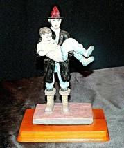 Fireman Figurine AA20-2151
