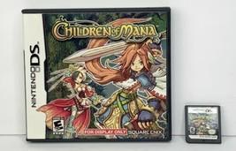 Children of Mana (Nintendo DS, 2006) Authentic Cartridge & Case - $35.00