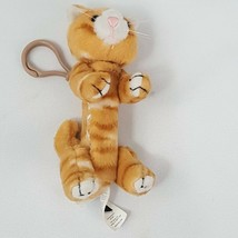 PEZ Collectible Fuzzy Friends Puff The Cat 2002 Dakin Loose - $9.46
