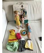 VINTAGE IDEAL1965  Tammy, Vintage Skipper, & 1968 Princess Grace Doll - $149.99