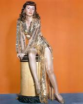 Barbara Stanwyck Leggy Glamour Portrait 16x20 Poster - $19.99