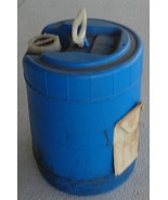 Nice Gently Used Rieke 5 Gallon Plastic Water Container - With Handle St... - $26.72