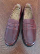 Timberland Waterproof Leather Dress Loafers Men's Size 9.5 New RARE!!!! - $93.49