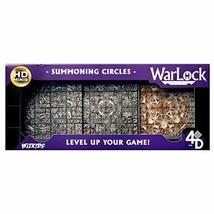 WizKids Warlock Dungeon Tiles: Summoning Circles (WK16507) - $39.81