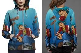 Gorillaz Women's Zipper Hoodie - $49.80+
