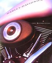 1999 Harley Davidson HUGE Brochure, Super Glide Electra Sportster Origin... - $23.76