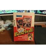 1990 DONRUSS BASEBALL CARDS WAX BOX 36 CT- FACTORY SEALED FIRST BATCH ER... - $22.50