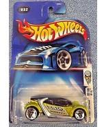 2004 Hot Wheels #032/100 First Edition HI I.Q. Antifreeze w/5 Dot Spoke ... - €5,39 EUR