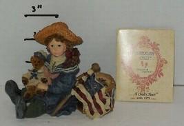 Yesterdays Child Boyds Dollstone Collection Betsy with Edmund #3503 MIB ... - $49.50
