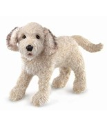 Folkmanis Labradoodle Hand Puppet, One Size, Multi - $55.79