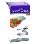 New Chapter Every Man's 40+ One Daily Multivitamin, 48 Tablets - $18.76