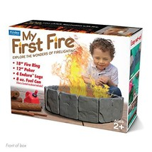 "Prank Pack ""My First Fire"" - Wrap Your Real Gift in a Funny Joke Gift Bo... - $9.55"