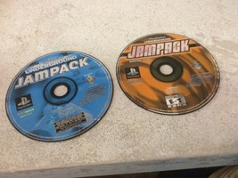 PS1 Playstation Underground Jampack & Winter 2000 (2 game lot) - $9.69