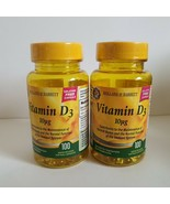 Holland & Barrett Vegetarian Vitamin D3 100 Capsules 400 I.U X2 - $17.69