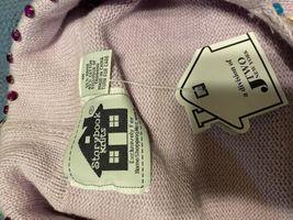 Storybook Knits Lavender Zip Up Cardigan Sweater Plus Size 1X Gems HSN image 6