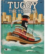 Tuggy the Tugboat 1975 Wonder Books Jean Horton Berg Carl and Mary Hauge - $6.92