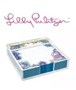 Home's Lilly Pulitzer Note Sheets  wHolder Gypsea Girl NWT - $23.99