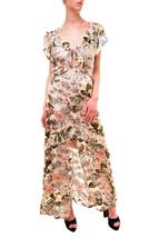 For Love & Lemons Women's Authentic Floral Print Dress Multi M RRP $290 ... - $201.95