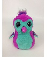 "Hatchimals 5"" Penguala Penguin Interactive Purple Pet Spin Master Electr... - $22.23"