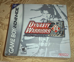 Dynasty Warriors Nes Nintendo Game Boy Advance GBA Ps Ds Lite Nuovo Sigi... - $11.39