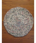 Chair Pad Handmade from recycled clothes TF024/ALS - $10.93