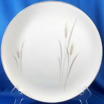 "Max Schonfeld Fine China of Japan Platinum Wheat Dinner Plate 10-3/8"" - $9.03"