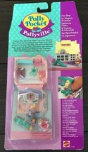 Vintage Polly Pocket Toy Shop Bluebird Pollyville NEW & SEALED MOC 1994 - $98.99