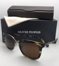 Polarizadas Oliver Peoples Gafas de Sol Kettner 5339-S 1003/N9 Cocobolo con /