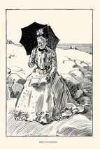 The Chaperone by Charles Dana Gibson - Art Print - $19.99+