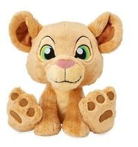 "Disney Parks The Lion King Nala Big Feet 10"" Plush New with Tag - $33.47"