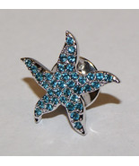 Swarovski Crystal Eternity Starfish Tack Pin - $16.00