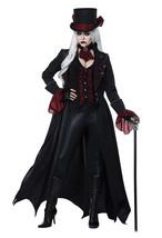 California Costumes Dressed To Kill Vampire Adult Womens Halloween Costu... - $97.86