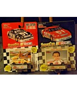 NASCAR Racing Champions Jeff Purvis #4 and Kenny Wallace #36 AA20-NC8109 - $29.95