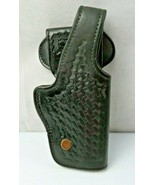 Vintage Davis Leather Company 4500 S&W 5900 Belt Loop Holster Right Hand - $40.00