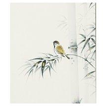 Tokyo Art Gallery ISHIHARA - Japanese Hanging Scroll - Kakejiku : Bamboo... - $943.47