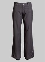Free Country Gazelle Pants Womens Ski Hike Golf Waterproof Lined Black M - $84.23