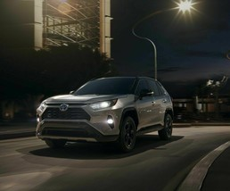 Non-Halo Fog Lamps Kit for 2019 2020 Toyota Rav4 LE - $94.77