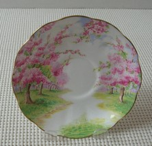 """Royal Albert BLOSSOM TIME China """"REPLACEMENT"""" SAUCER England - $7.75"""