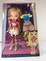 Bratz Feelin' Pretty Cloe Doll Blonde Hair Extra Clothes Rare New - $37.39