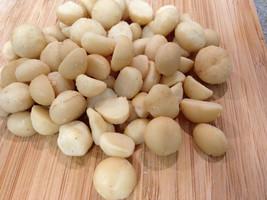 Macadamia Nuts Half & Pieces Raw Unsalted, 2LBS - $33.65