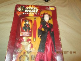 STAR WARS EPISODE I ULTIMATE HAIR QUEEN AMIDALA... - $15.00