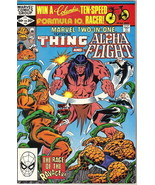 Marvel Two-In-One Comic Book #84 The Thing and Alpha Flight, Marvel 1982... - $3.50