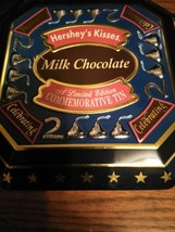 Hershey's Kisses Limited Edition Commemorative Tin 1999 2000 Collector - $5.00